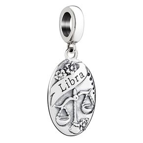 Chamilia Libra zodiac sterling silver charm - Product number 3464857