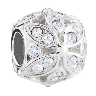 Chamilia moonlight crystal sterling silver charm - Product number 3465926