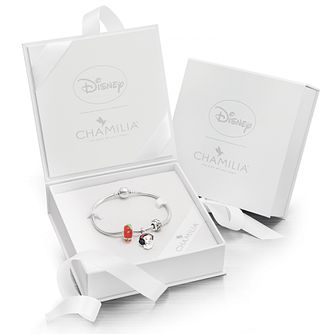 Chamilia Disney Snow White Charm Bracelet Set - Product number 3466329