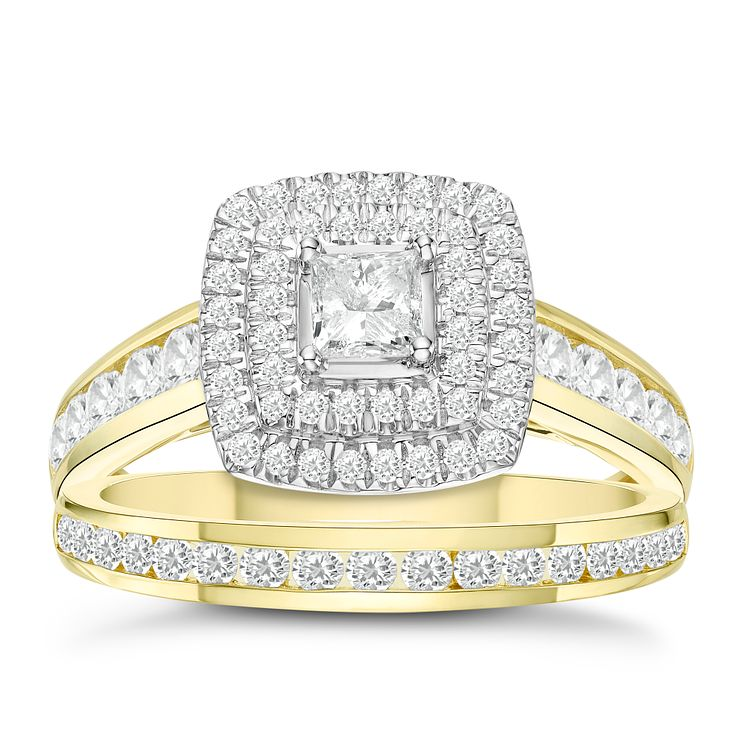 Yellow Gold Engagement Rings Ernest Jones