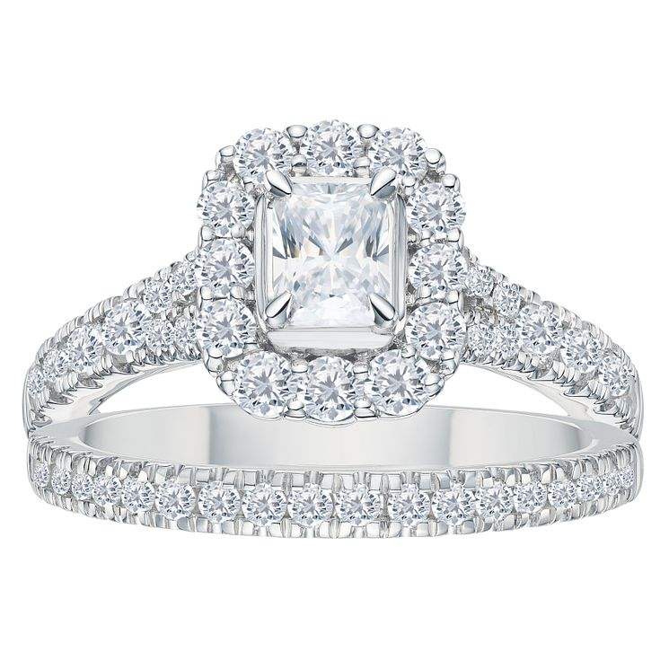 shank frame zales in ring engagement diamond pear shaped platinum split t c rings w v certified