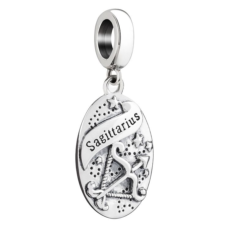 Chamilia Sterling Silver Sagittarius Zodiac Bead - Product number 3473333