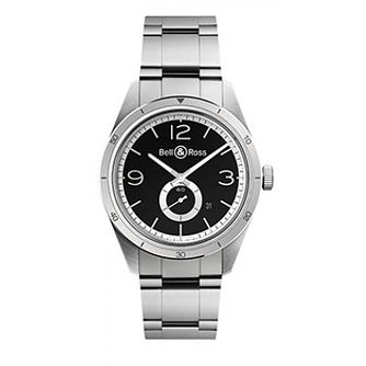 Bell & Ross BRV123 men's stainless steel bracelet watch - Product number 3511995