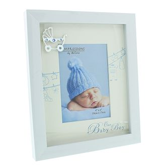 Childhood Memories Our Baby Boy Photo Frame - Product number 3528383