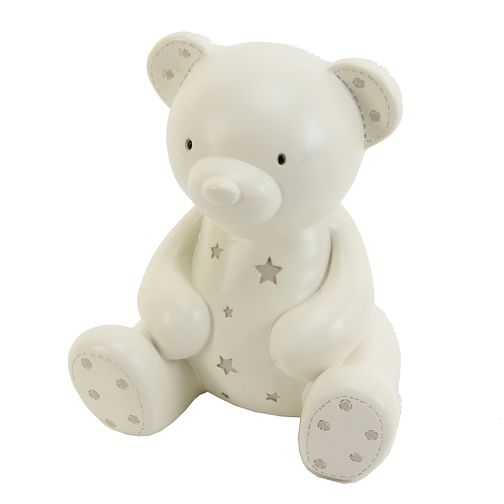 Childhood Memories Teddy Bear Money Bank - Product number 3528391