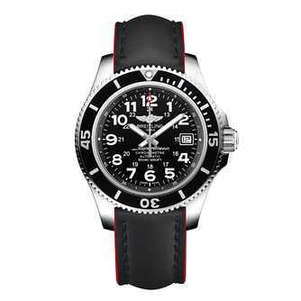 Breitling Superocean II 42 Men's Strap Watch - Product number 3549992