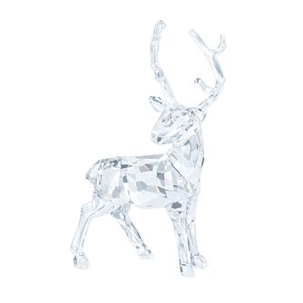 Swarovski Crystal Stag Figurine - Product number 3557537