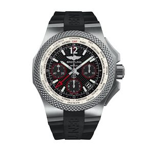 Breitling Bentley GMT Light Body B04 S men's bracelet watch - Product number 3558576