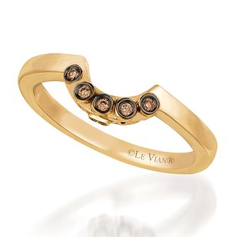 Le Vian 14ct Strawberry Gold Chocolate Diamond ring - Product number 3581888