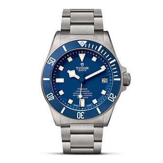 Tudor Pelagos Men's Titanium Bracelet Watch - Product number 3596575