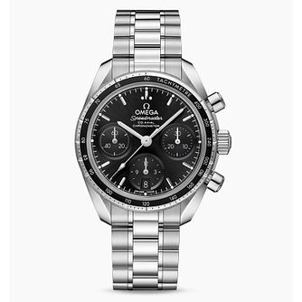 Omega Speedmaster Men's Stainless Steel Bracelet Watch - Product number 3598837