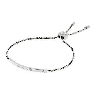Michael Kors Stainless Steel Logo Bracelet - Product number 3615898