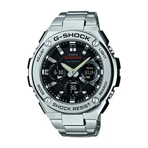 Casio G-Shock Men's Stainless Steel Bracelet Watch - Product number 3671011