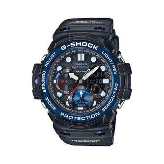 G-Shock Gulfmaster Black Dial Black Resin Strap Watch - Product number 3671119