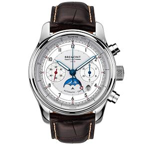 Bremont 1918 Limited Edition Men's Leather Strap Watch - Product number 3679454