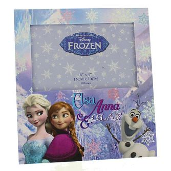 Disney Frozen 6x4 Photo Frame - Product number 3719243