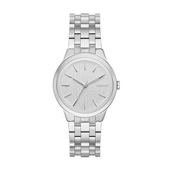 Dkny Park Ladies' Stainless Steel Bracelet Watch - Product number 3720675