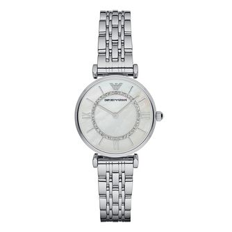 Emporio Armani Ladies' Stainless Steel Bracelet Watch - Product number 3724247