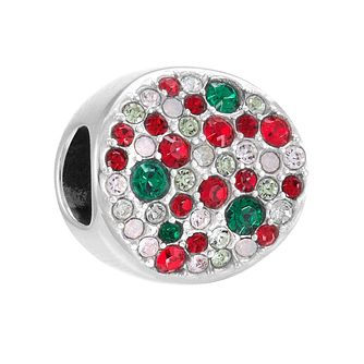 Chamilia Deck The Halls with Multi Swarovski Elements Bead - Product number 3727823