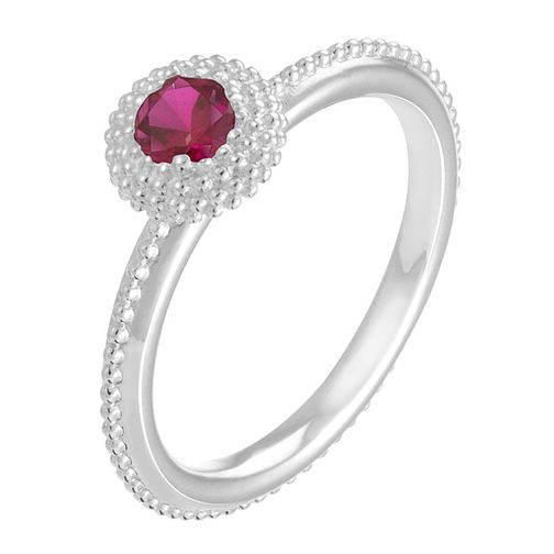 Chamilia Soiree sterling silver January birthstone ring S - Product number 3743292