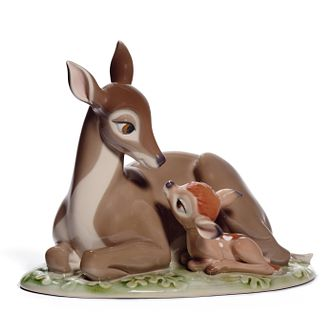 Nao Porcelain Bambi Figurine - Product number 3753875