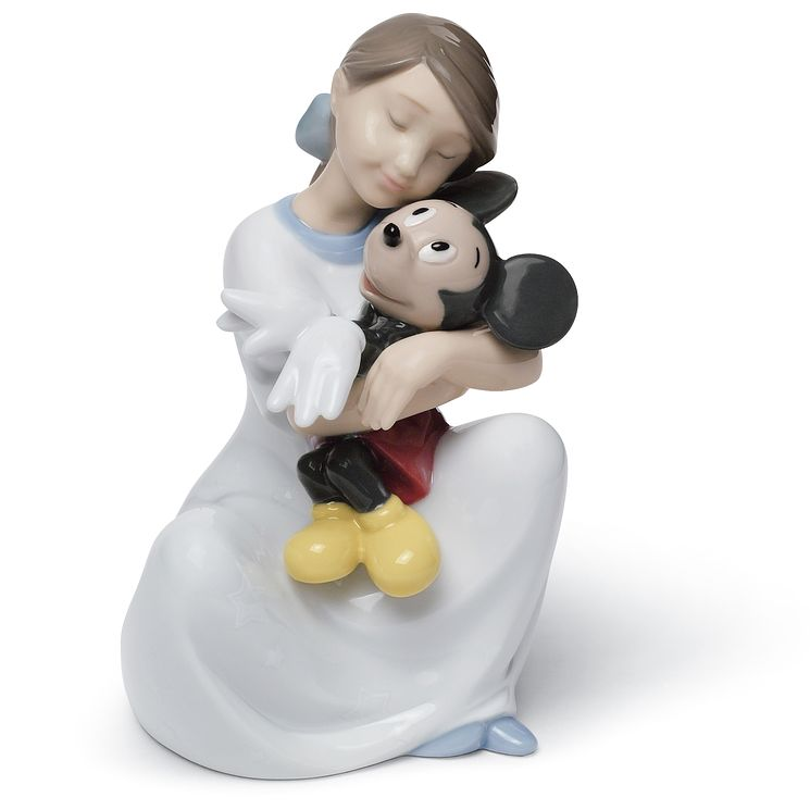Nao Porcelain I Love You Mickey Figurine - Product number 3753964