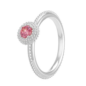 Chamilia Soiree Silver October Birthstone Ring Small - Product number 3755312