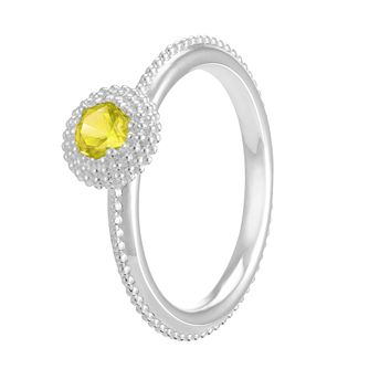 Chamilia Soiree Silver November Birthstone Ring Small - Product number 3755347