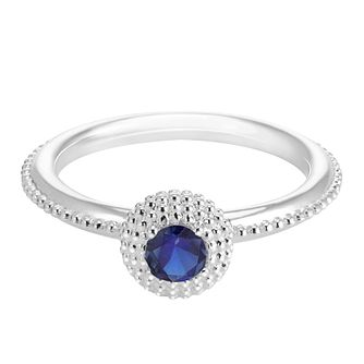 Chamilia Soiree Silver September Birthstone Ring Large - Product number 3755452
