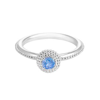 Chamilia Soiree Silver December Birthstone Ring XL - Product number 3755568
