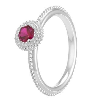 Chamilia Soiree Silver January Birthstone Ring Extra Small - Product number 3755576