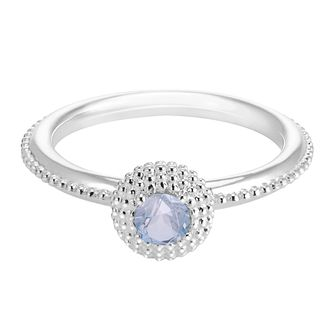 Chamilia Soiree Silver March Birthstone Ring XS - Product number 3755673