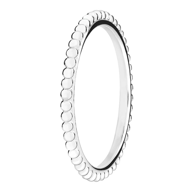 Chamilia Silver One Thousand Wishes Stacking Ring XL - Product number 3756017