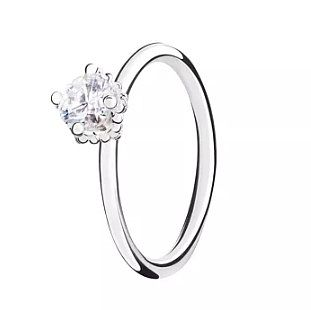 Chamilia Swarovski ZirconiaDiva Stacking Ring XL - Product number 3756068