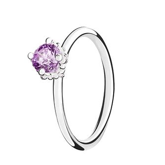 Chamilia Purple Swarovski ZirconiaDiva Stacking Ring XS - Product number 3756092