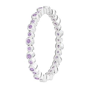 Chamilia Swarovski Zirconia Infinity Stacking Ring XS - Product number 3756424