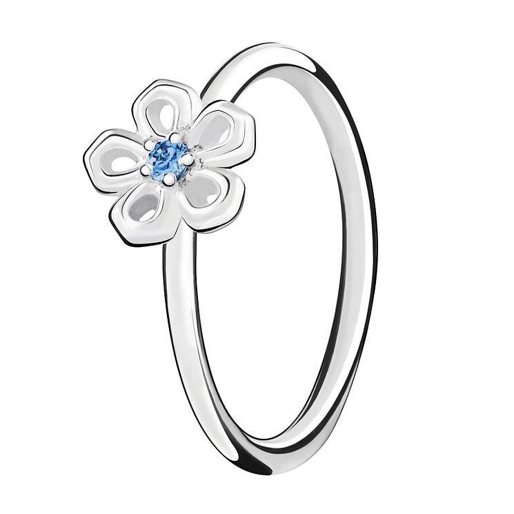Chamilia Swarovski Zirconia Innocence Stacking Ring XL - Product number 3756572