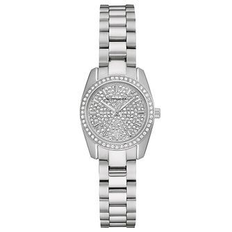 Wittnauer Mini Lucy ladies' stainless steel bracelet watch - Product number 3760235