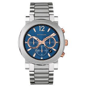 Wittnauer Aiden men's stainless steel bracelet watch - Product number 3760537