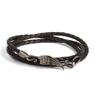 Simon Carter men's gunmetal bracelet - Product number 3761657