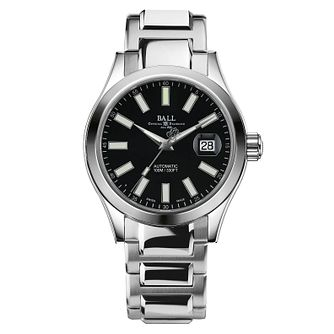 Ball Engineer II Marvelight men's stainless steel watch - Product number 3762270