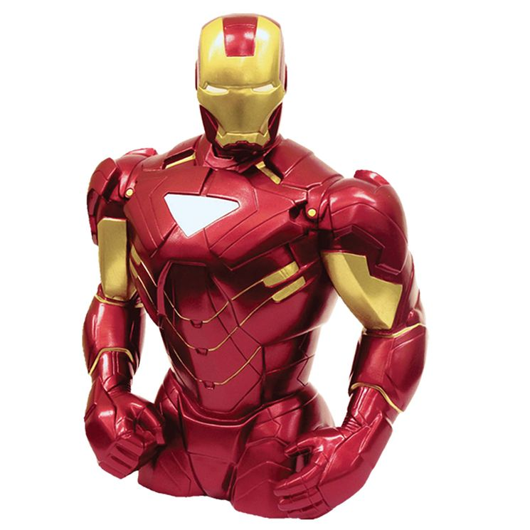 Marvel Iron Man 3D Money Bank - Product number 3763307