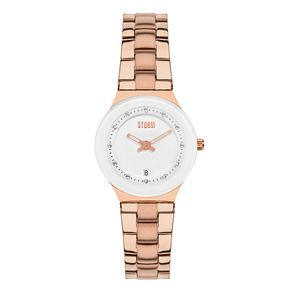 STORM Tesuna Ladies' Rose Gold-Plated Bracelet Watch - Product number 3765555