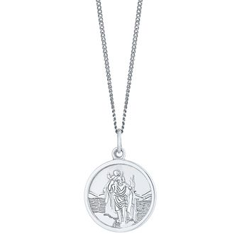 Silver St Christopher - Product number 3784460