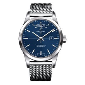 Breitling Transocean Day and Date Men's Bracelet Watch - Product number 3787303