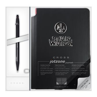 Star Wars Darth Vader Cross Jotzone Journal & Rollerball Pen - Product number 3793044
