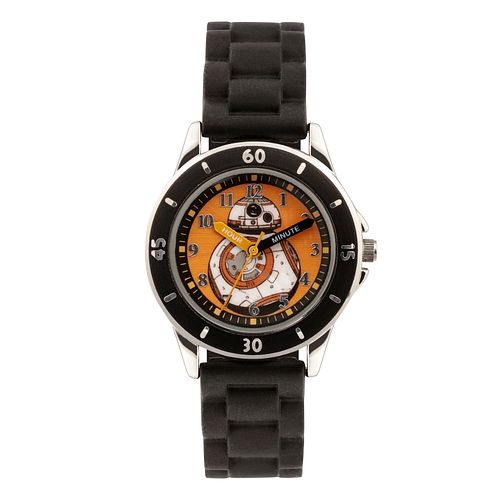 Star Wars Children's BB-8 Black Analogue Watch - Product number 3794091