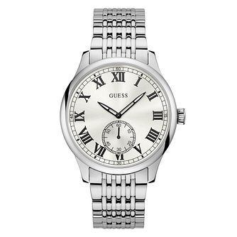 Guess Cambridge Men's Stainless Steel Bracelet Watch - Product number 3821129