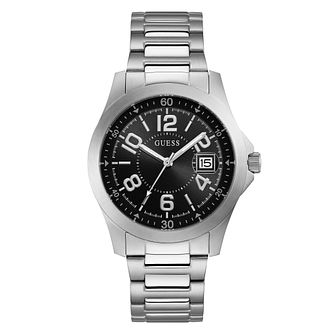 Guess Ryder Men's Stainless Steel Bracelet Watch - Product number 3822559