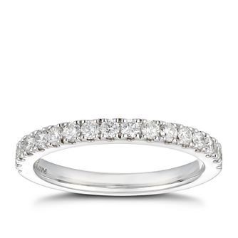 Neil Lane 14ct White Gold 0.42ct Diamond Wedding Ring - Product number 3831825